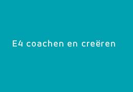 E4 Coachen en Creeren - Silva Sanat - Ede